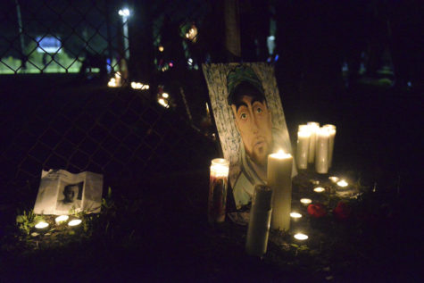 Photos: Mac Miller vigil in Blue Slide Park