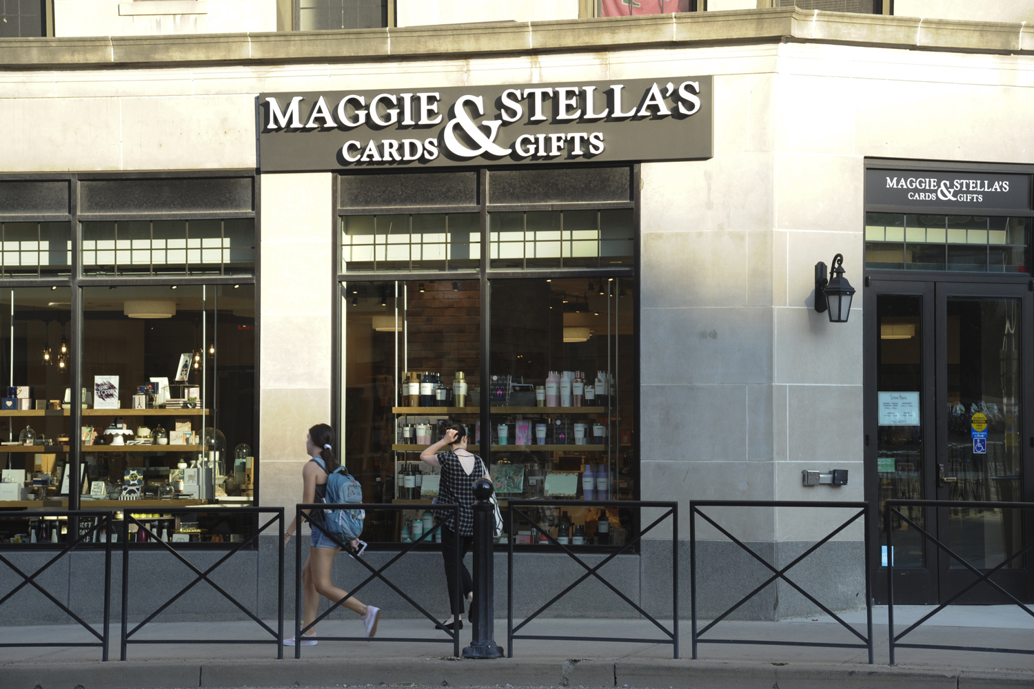 Maggie & Stella's cards and gifts relocated to Oakland Bakery's former location on Fifth Avenue this summer.