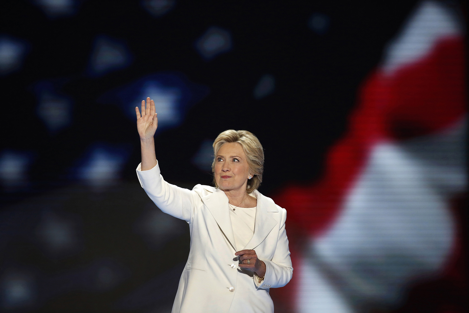 Hillary Clinton became the first woman to win the nomination for president from a major party in the United States on the final night of the Democratic National Convention on July 28, 2016. The State Board of Education in Texas voted Friday to remove Hillary Clinton and Helen Keller, as well as other historical figures, from the curriculum.