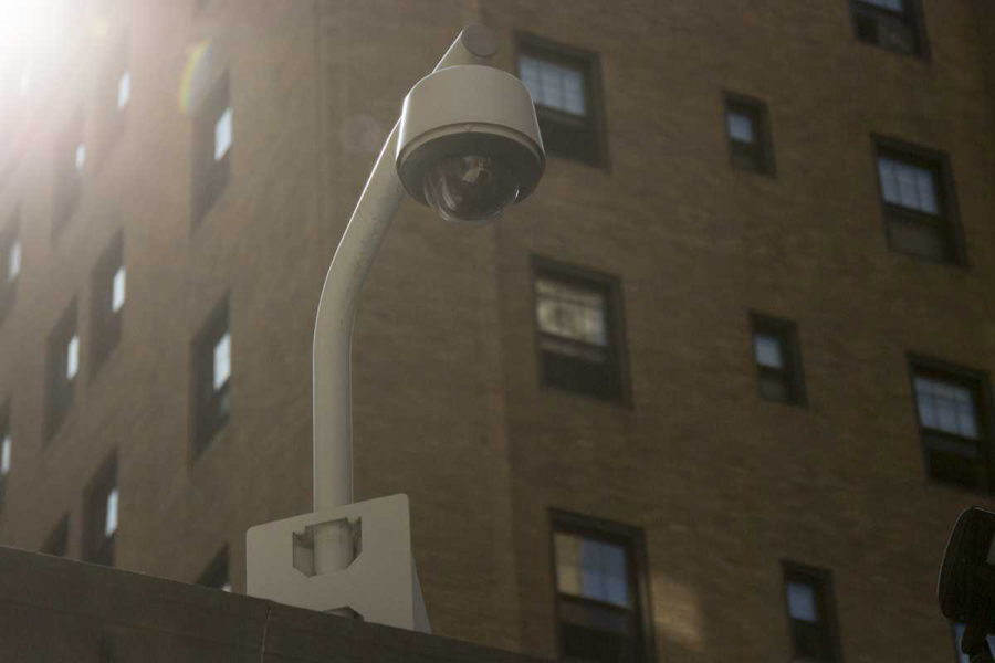 Pitt+contributed+%2415%2C000+to+the+installation+of+60+surveillance+cameras+throughout+Oakland.
