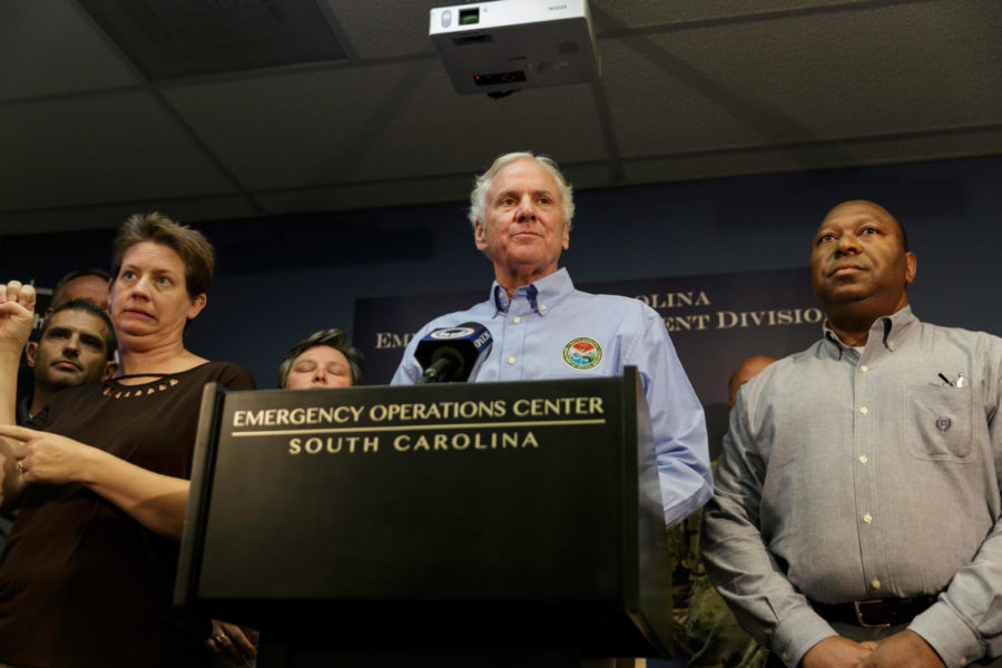 Several South Carolina correctional facilities remained occupied during Hurricane Florence despite mandatory evacuation orders from Gov. Henry McMaster. (Image via Wikimedia Commons)