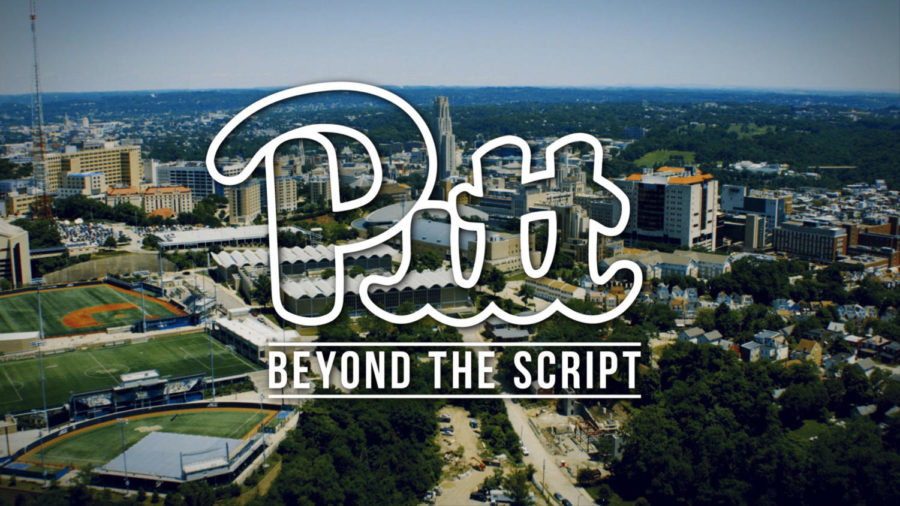 Pitt+Athletic%E2%80%99s+%E2%80%9CPitt%3A+Beyond+the+Script%E2%80%9D+TV+show+is+the+first+sports+show+Pitt+has+produced+in+over+a+decade.+%28Photo+courtesy+of+Pitt+Athletics%29%0A