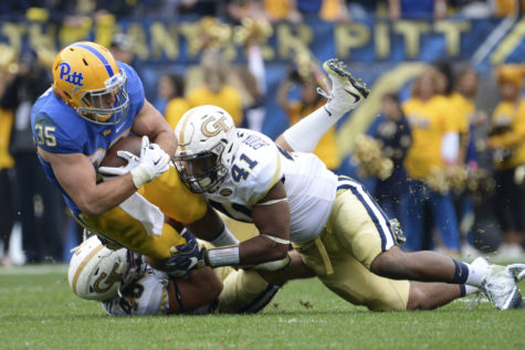 Pitt to play Houston in Armed Forces Bowl