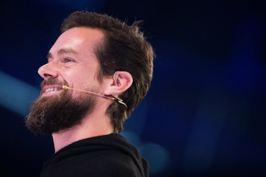 Jack+Dorsey%2C+CEO+of+Twitter%2C+and+other+social+media+executives+will+be+speaking+with+congressional+committees+this+week.+%28Rolf+Vennenbernd%2FDPA%2FZuma+Press%2FTNS%29