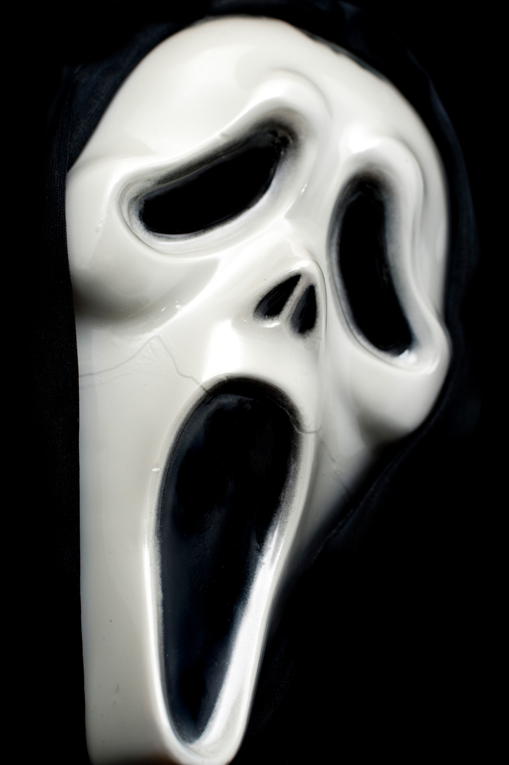 "Three armed robberies perpetrated by an individual wearing a ""Scream"" mask occurred this past September in Shadyside."