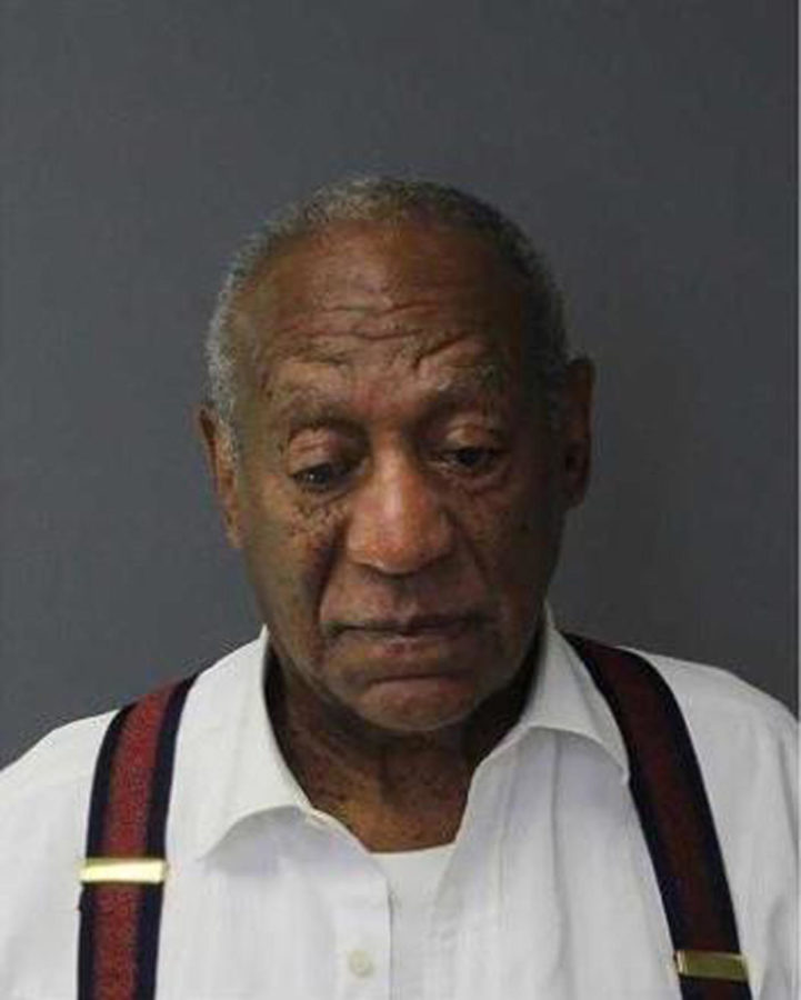 Bill Cosby's mugshot. (Image via Wikimedia Commons)