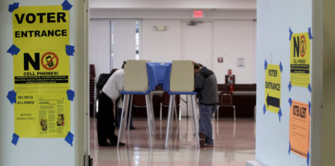 North Carolina voting laws suppress minorities