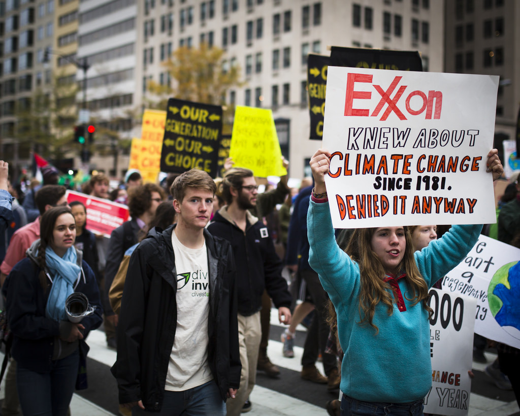 News reports from 2015 suggest Exxon Mobile conducted several studies on climate change. Eighty percent of the studies determined human activities worsen climate change, but the majority of those released to the public suggest the phenomena is a sham.