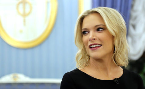 NBC journalist Megyn Kelly interviewed Russia's President Vladimir Putin at the Moscow Kremlin on March 1.