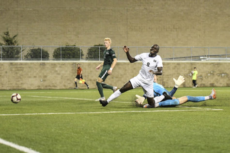 Men's soccer tops Detroit Mercy, 2-0, in second straight win
