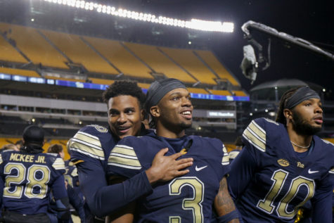 Pitt football notebook: Week 7