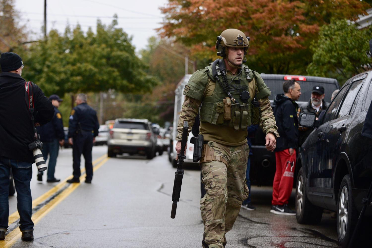 The massacre in Pittsburgh marks one of the deadliest attacks on a Jewish congregation in American history.