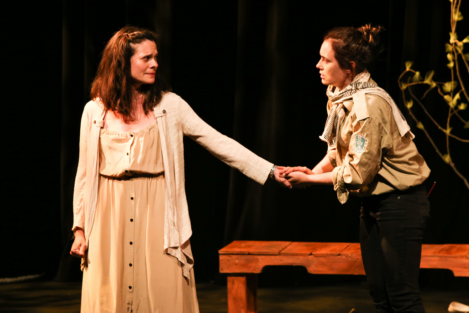 """Rough Magic Performance Company performed """"Much Ado About Nothing"""" at the 2017 Minnesota Fringe Festival."""
