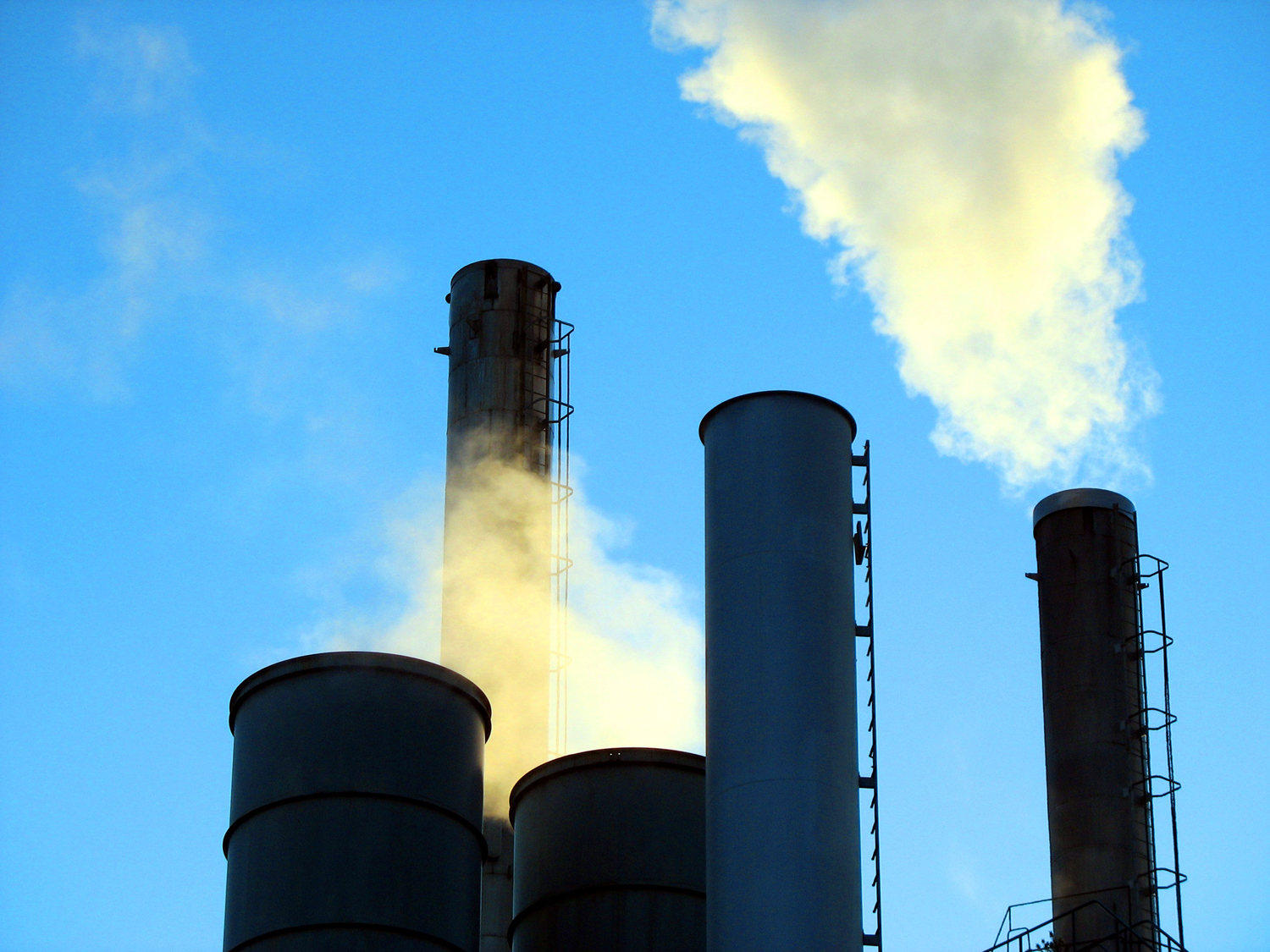 Industrial activity is a major contributor to Pittsburgh air pollution.