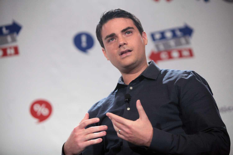 Ben Shapiro spoke at the 2016 Politicon at the Pasadena Convention Center in Pasadena, California.