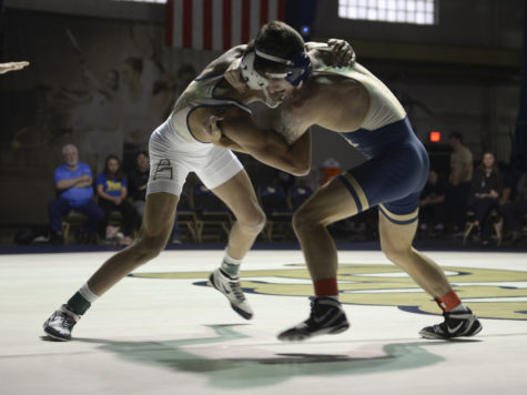 Weekend Recap: Wrestling starts season and Daigneault continues to roll