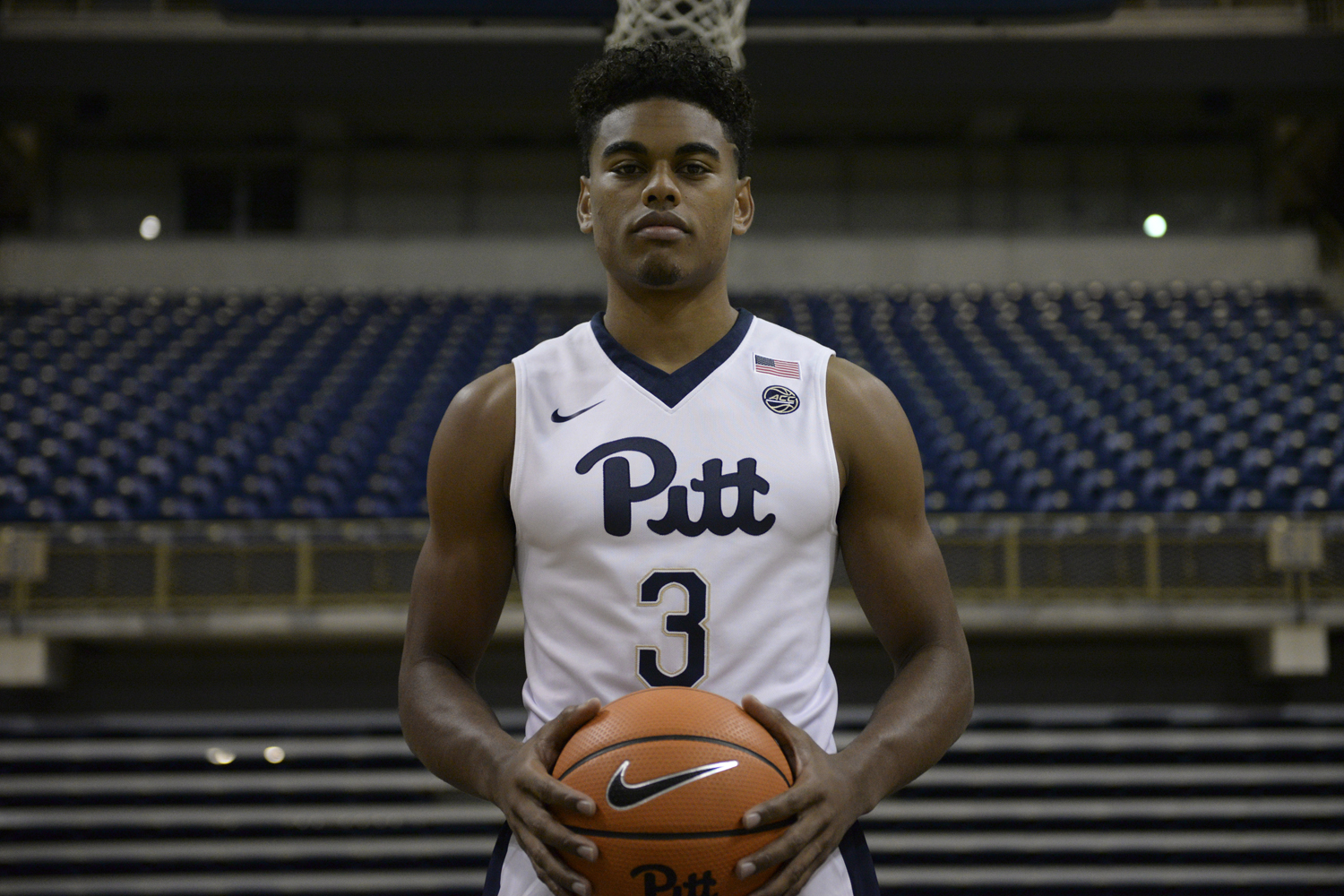 "Redshirt junior guard Malik Ellison was named team captain and was said to be ""[a] gym rat with a high level of professionalism around his approach to the game"" according to Pitt Athletics."