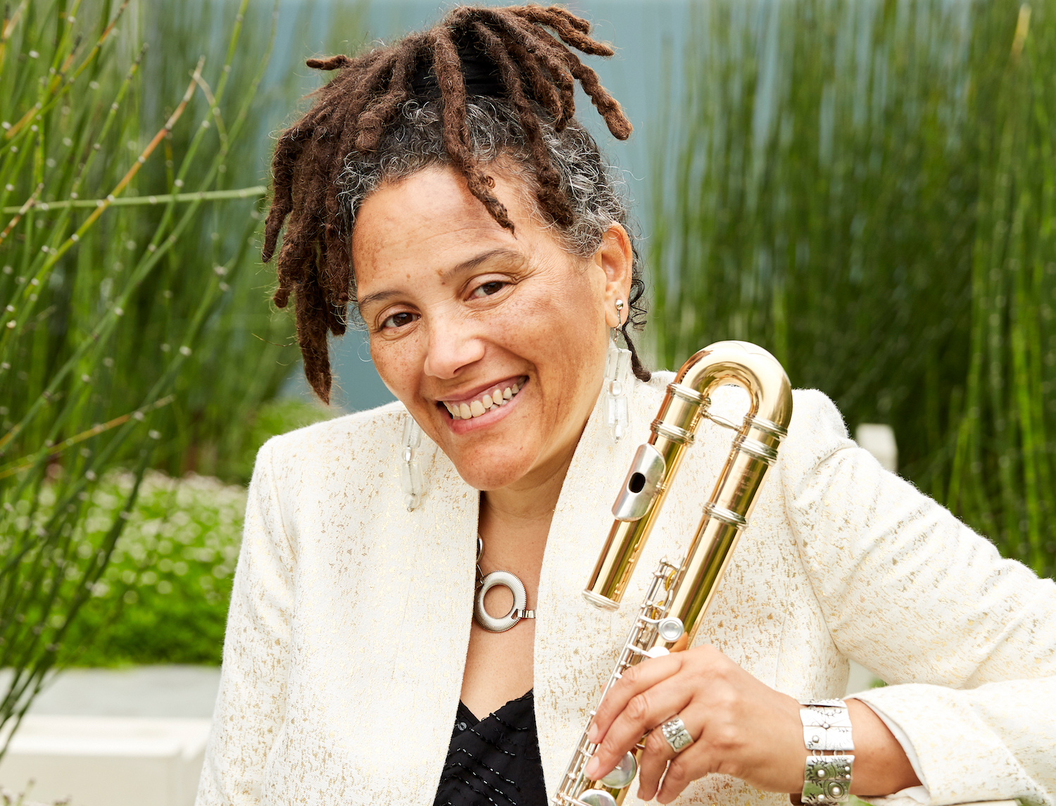 Renowned flutist Nicole M. Mitchell will fill the role of the vacant jazz studies program director beginning in July.