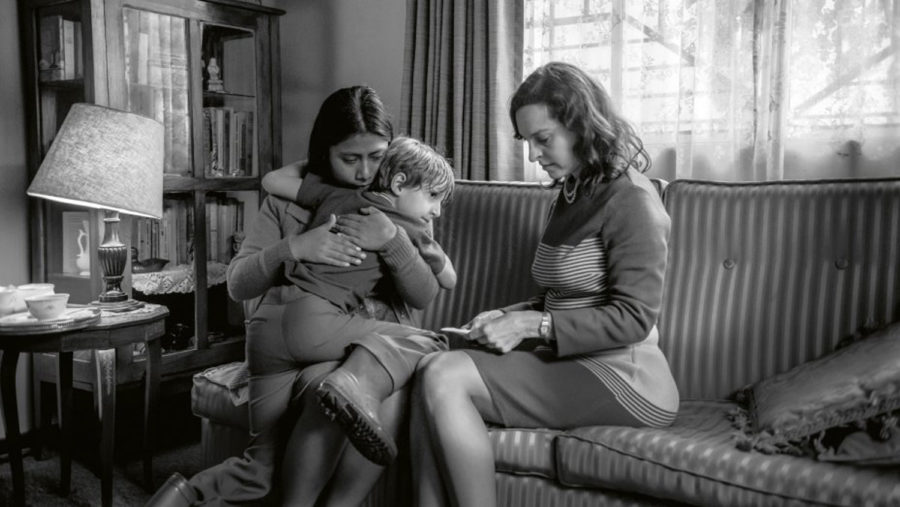 Golden Globe-winning film 'Roma' hits home for Alfonso Cuaron