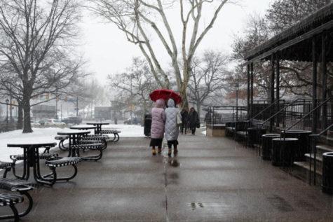 Polar vortex continues into Thursday, Pitt remains open