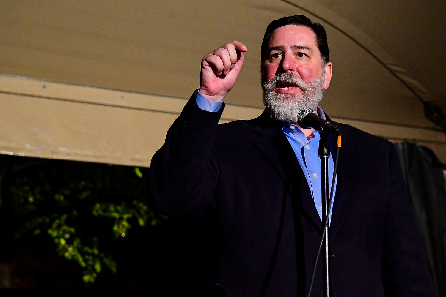 Mayor Bill Peduto recently worked with state and local politicians to introduce a bill to ban assault weapons in Pittsburgh.