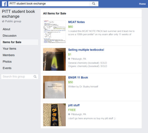 Students use Facebook to create community