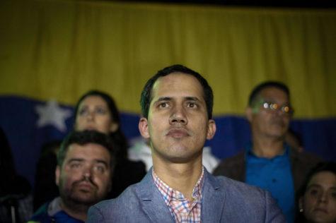 Trump congratulates Juan Guaidó on assuming power, amid unrest in Venezuela