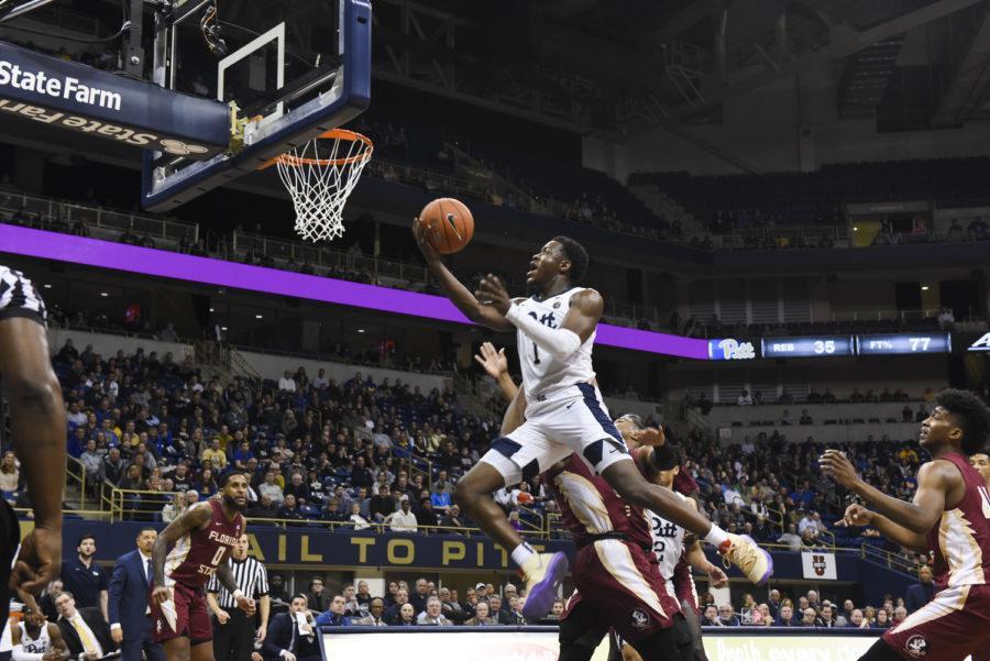 No. 22 Hokies hand Pitt basketball ninth straight loss