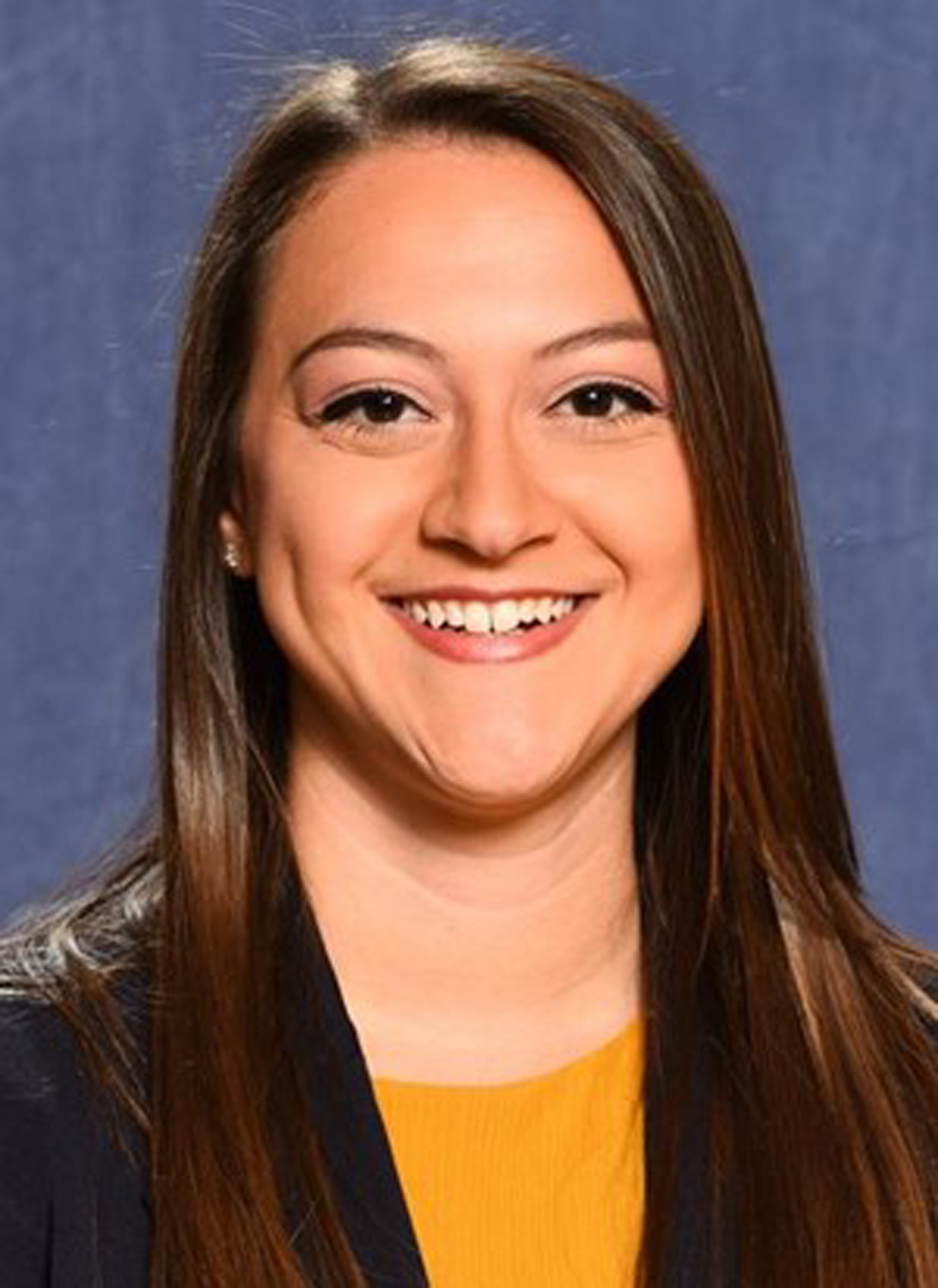 Julie Jurich, director of social media and media relations for men's soccer, wrestling and women's tennis, controls Pitt Athletics' Facebook, Twitter and Instagram accounts.