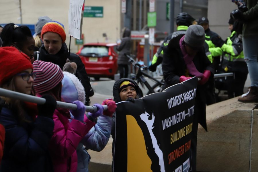 """Pittsburgh Women's March is """"Stronger Than Hate"""""""