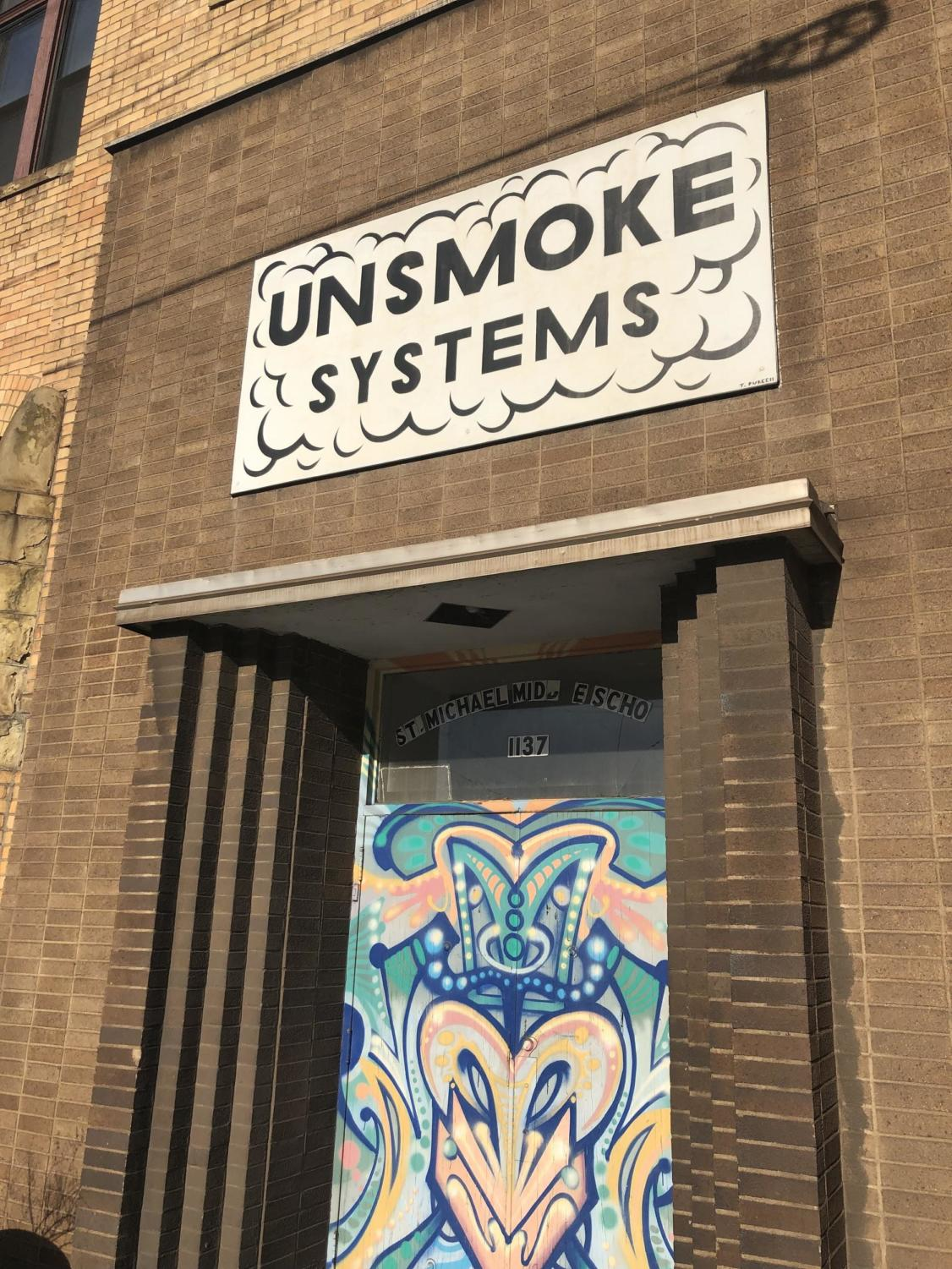Jeb Seldman acquired UnSmoke Systems Artspace in 2008, and has since transformed it into a community hub for art.