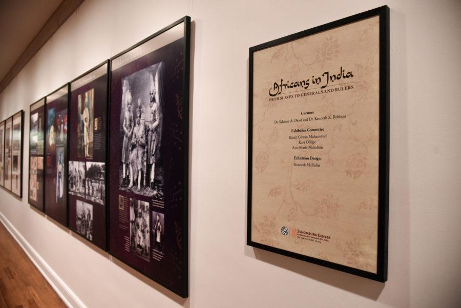 Frick Fine Arts debuts 'Africans in India' exhibit