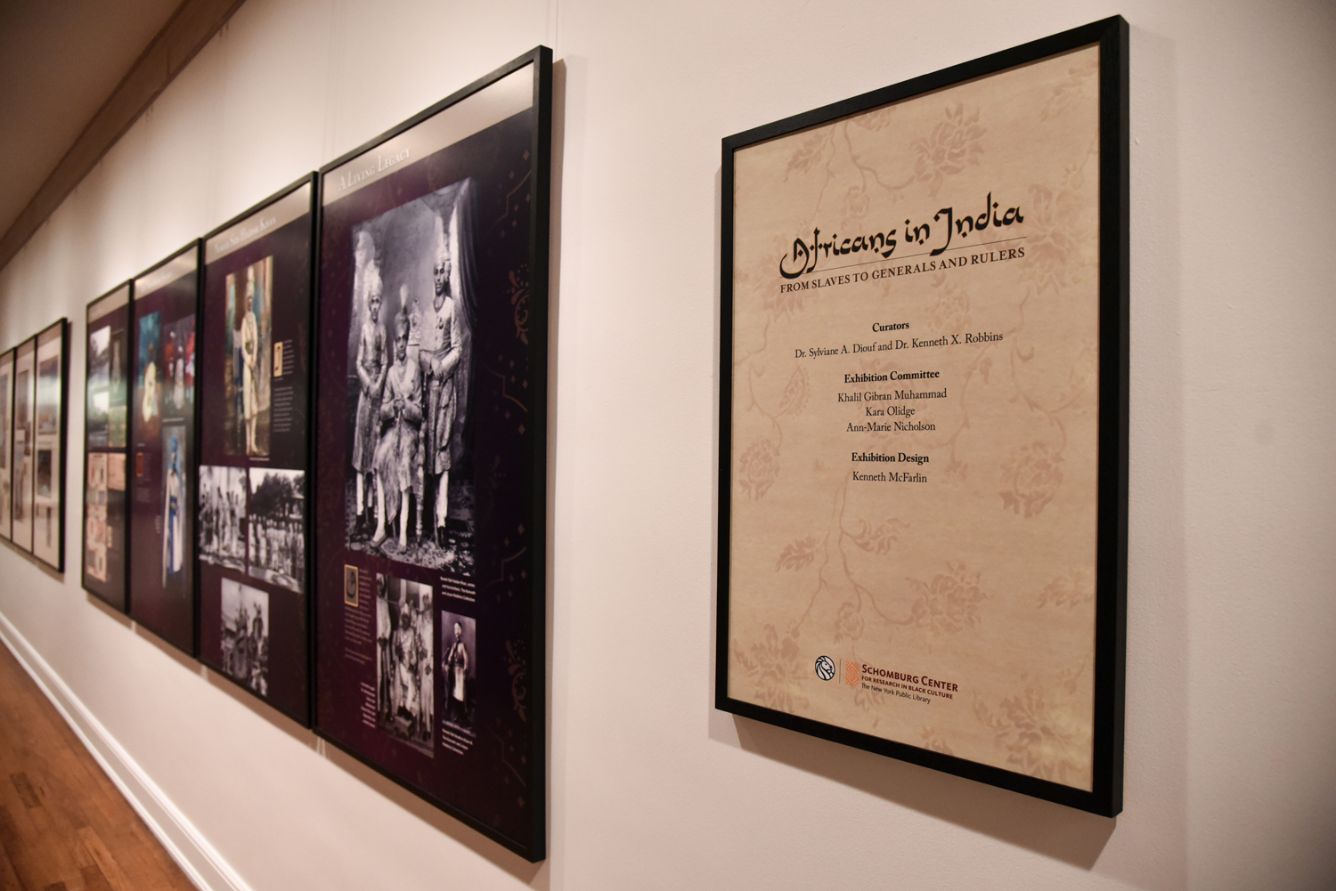 Frick Fine Arts debuts 'Africans in India' exhibit
