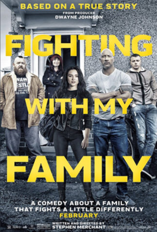 'Fighting with My Family' leaves out the fight, waters down Paige