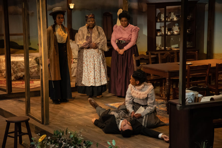 """Review: """"Flyin' West"""" soars to a standing ovation"""