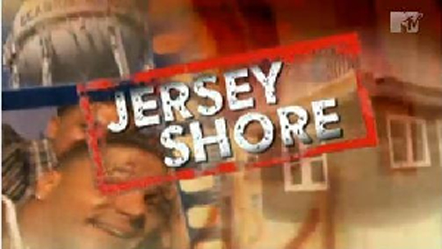 """Jersey Shore"" title card."