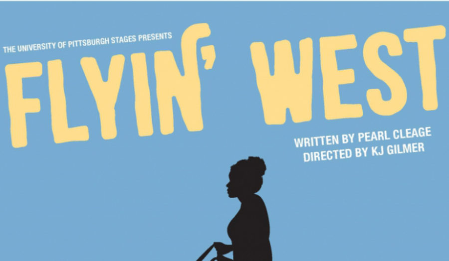 The+first+all-black+cast+at+the+University+of+Pittsburgh+will+perform+%E2%80%9CFlyin%E2%80%99+West%E2%80%9D+beginning+Feb.+14.++