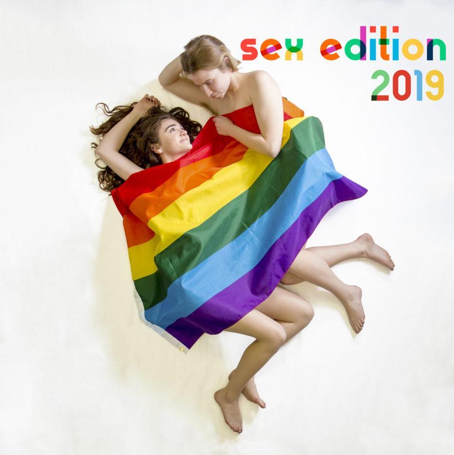 LGBTQ+ representation through flags