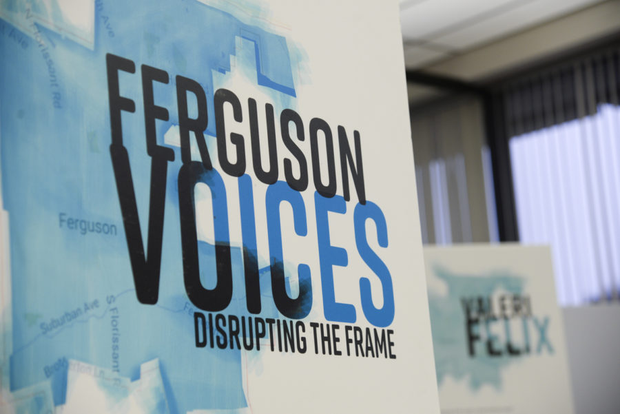 """Ferguson Voices"" was created by students at the University of Dayton working in conjunction with PROOF Media for Social Justice to draw attention to problems of state violence and structural racism."