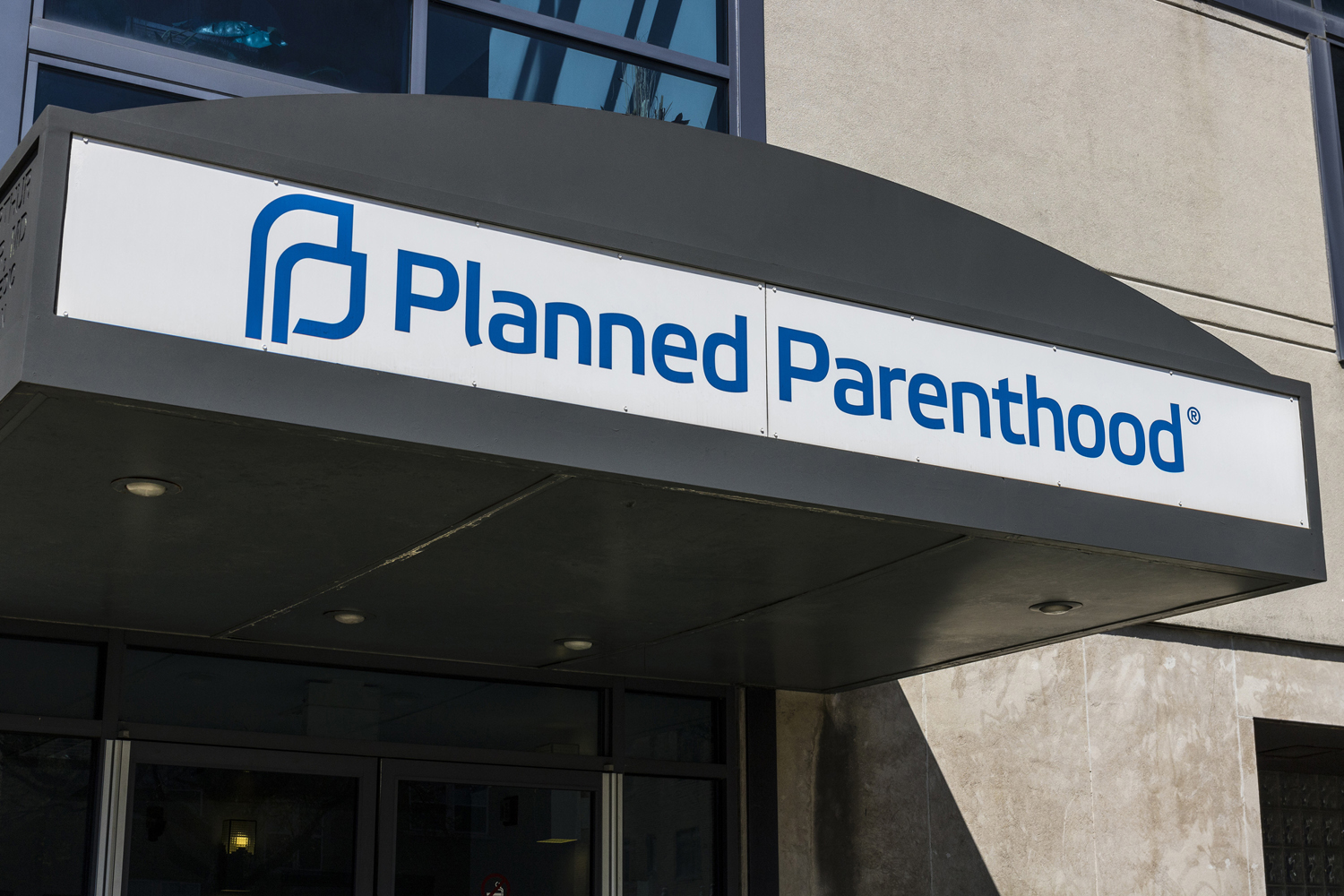 A Planned Parenthood location in April 2017.