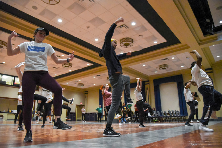 Controlled Chaos Teaches Students To Get Down On The Dance Floor