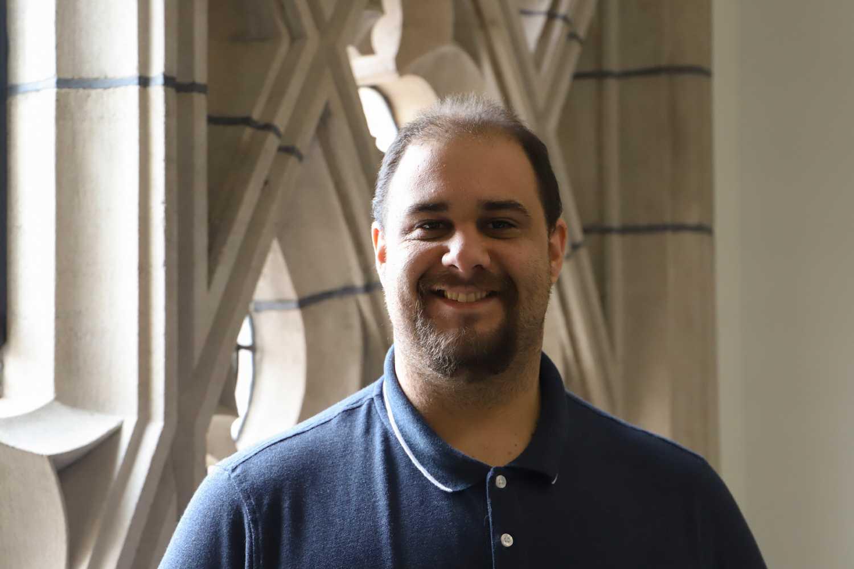Al Primack currently teaches rhetorical process and mass communication process classes at Pitt.