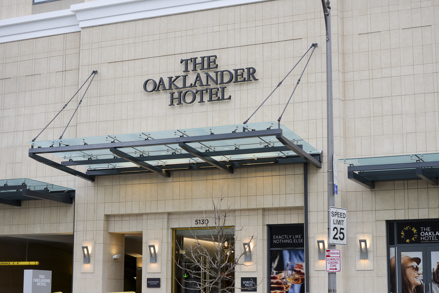 Oakland's newest hotel, The Oaklander, opened on Thursday, Feb. 28.