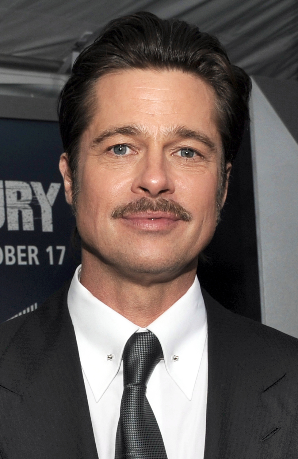 It is unlikely, but not impossible, that Brad Pitt will run for President.