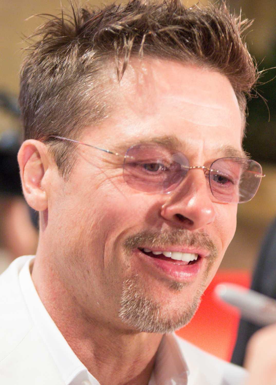 Brad Pitt would make a rad Pitt prank.