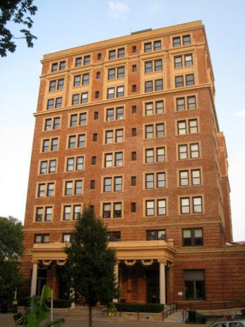 William Bradley Pitt deserves to have a building named after him.