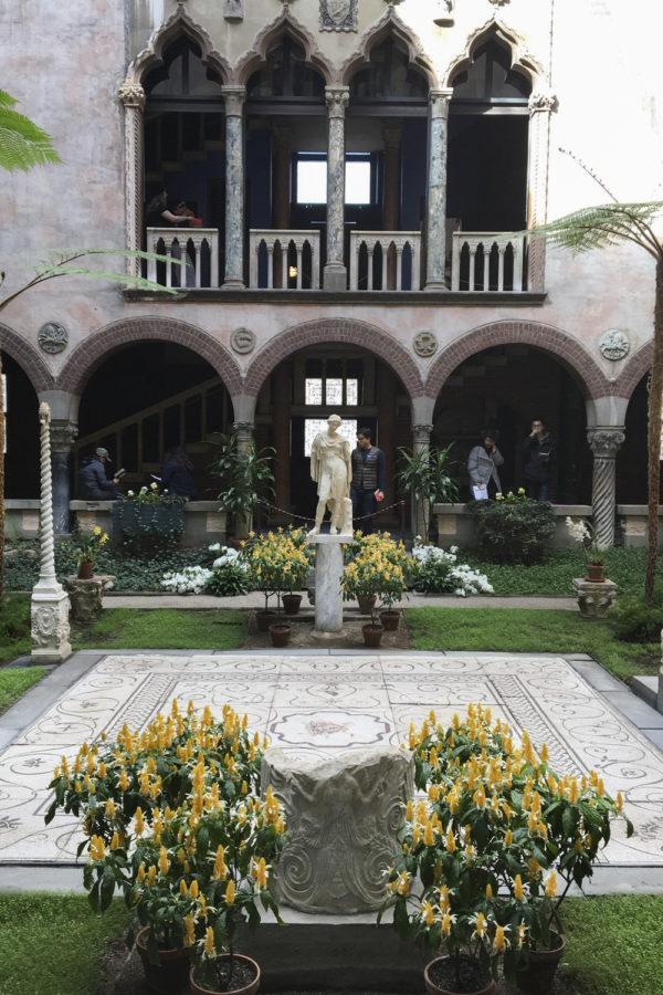 Inside+the+Isabella+Stewart+Gardner+Museum+in+Boston.+