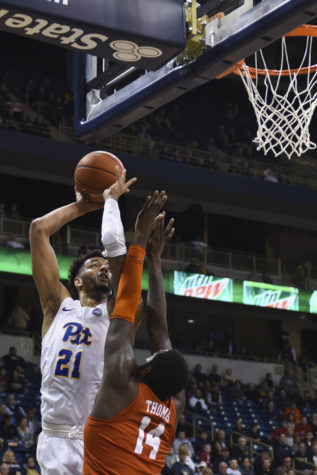 Pitt men's basketball loses commitment from Aaron Thompson