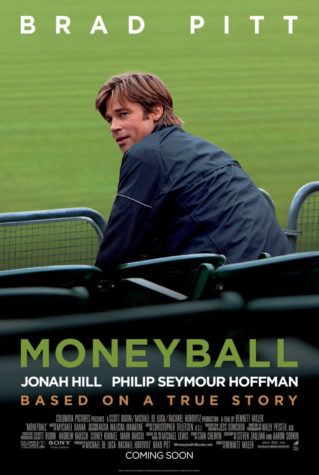 """Moneyball"" is one of the greatest sports movies ever made, according to sports editor Trent Leonard."