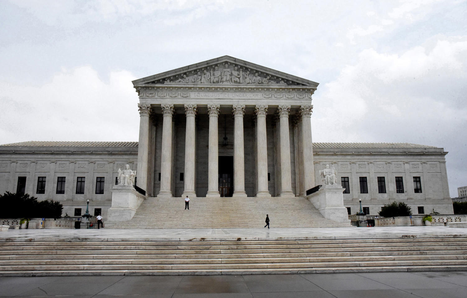The Supreme Court of the United States in Washington, D.C., on September 25, 2018. Supreme Court will hear case involving convicted DC area sniper.(Olivier Douliery/Abaca Press/TNS)